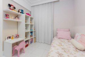 Встроенная детская мебель